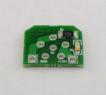 12VDC LED PCB